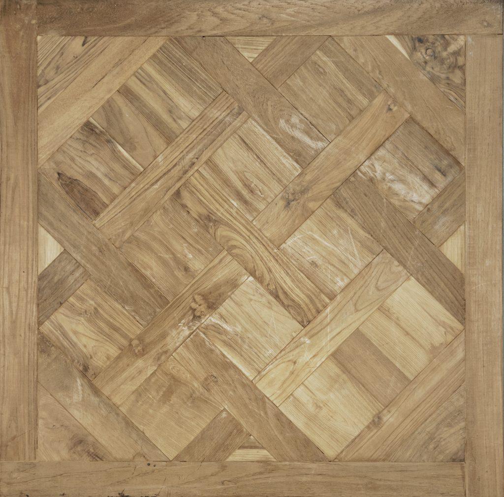 Versailles antique teak 100x100x2 cm