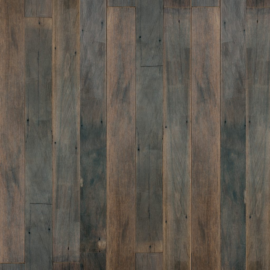 Iron wood plank / recovered floor