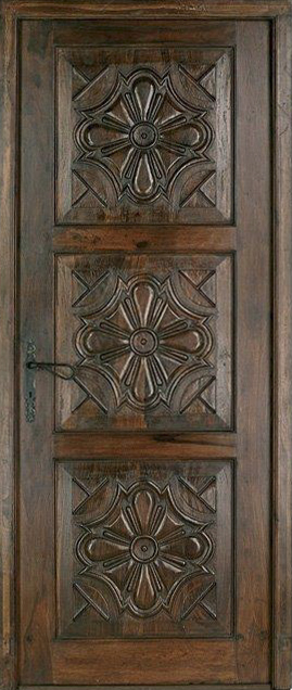 Massif daniela-walnut door